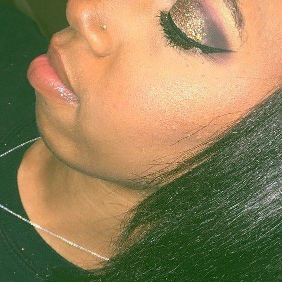 ❤️Like to Glisten ✨ &GLO? Shop GLO LIKE JO CUSTOM COSMETICS (glitter based products)���� click the LINK IN BIO TO SHOP����❤️ #glitter #glittercutcrease #glittereyeshadow #glitterlips #glitters #makeup #makeupartist #makeupforever #makeupporn #makeupdolls #makeupart #lipgloss #lipglosspoppin #lipstick #lip #highlighter #highlight #glolikejo #glowup #cake #chicago #chicagomua #dallas #miami #newyork #blackgirlmagic #black #blackgirl #beauty #youtube…