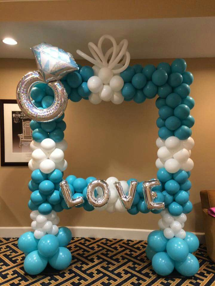 Pin By Christi Kimbrell On Balloon Photo Booth Frames