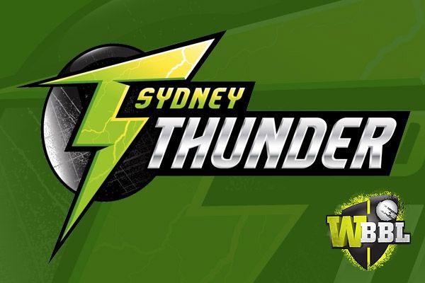 Show your support for the WBBL Sydney Thunder! #australia #bigbashleague #t20 #twentytwenty #cricket #wbbl