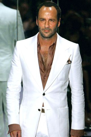 Tom Ford wearing Tom Ford. Impeccable, refined and smart styling. Follow rickysturn/mens-fashion