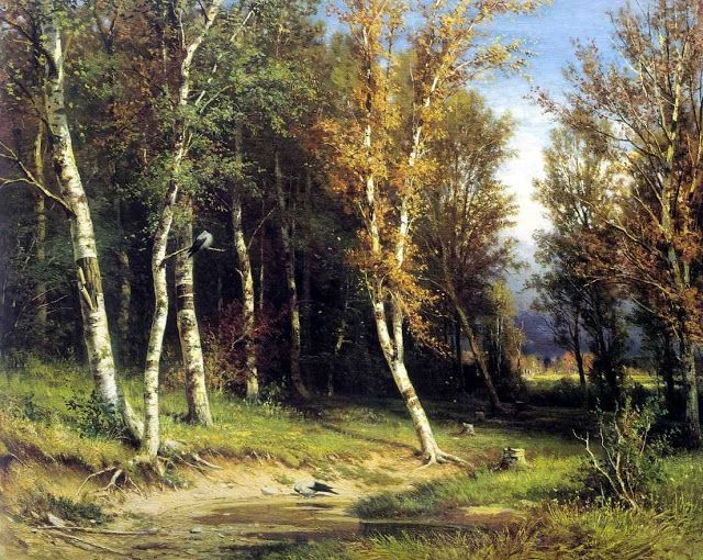ART & ARTISTS: Ivan Shishkin - part 1