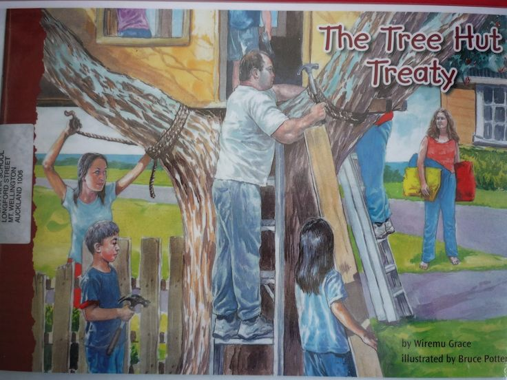 Mrs Naidoo - Room 12: The Tree Hut treaty-What makes a strong Partnership?