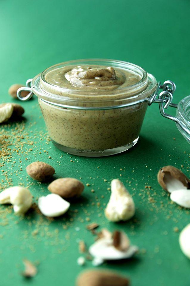 Raw Nut Butter, Raw Vegan, Clean Eating, Bio