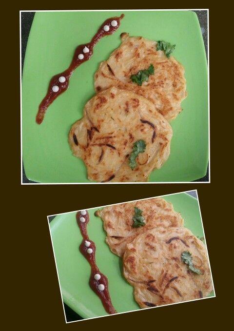 Potato  pancakes...yummmm!!