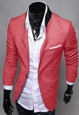 Sports Jackets For Men Seasonal changes call for the need to use undergarments and suits that would best protect you from harsh environment. If you want a protective yet fashionable garment to use, you should opt for a nice looking fashion style blazer jacket perfect for any occasion.