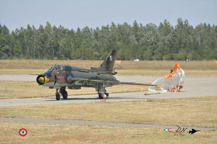 SU-22M POLISH AIR FORCE www.dnaviophoto.it