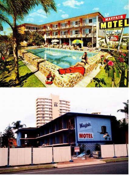 Mayfair Hotel, Surfers Paradise.Courtesy Paul O'Connor