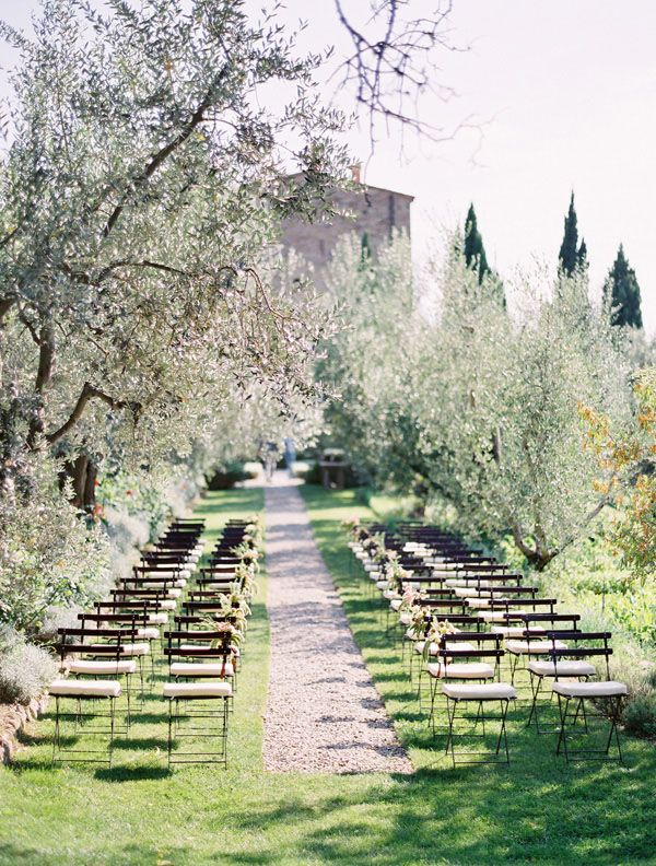 Jose Villa - Tuscan Wedding, Italy