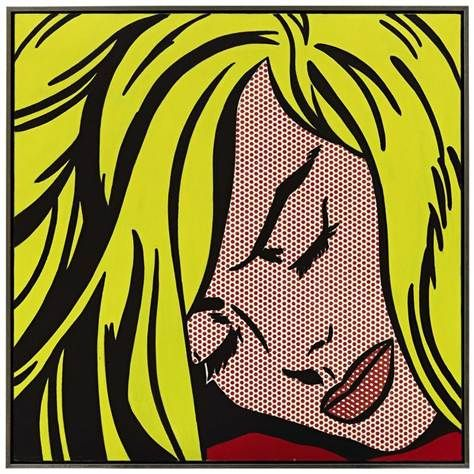 Pinned this for the article NOT the image: Forget Lichtenstein's 45 Million Sale: Why You Should Buy Comic Book Art from Living Artists http://www.forbes.com/sites/carolpinchefsky/2012/05/10/forget-lichtensteins-45-million-sale-why-you-should-buy-comic-book-art-from-living-artists/#