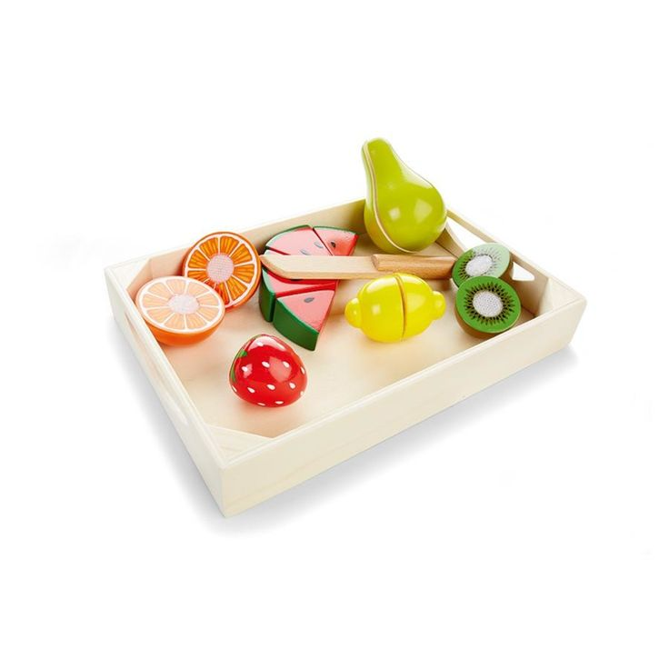 wooden Cut Play Food role Play Wood Food