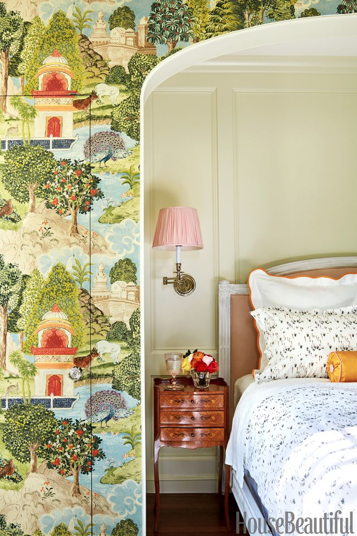 Bailey McCarthy :: Guest Bedroom :: House Beautiful