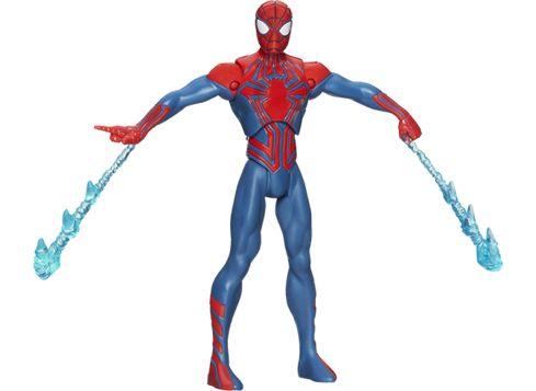 SPIDER-MAN Ultimate Core figur, Tentacle Attack (tilbud hos toys R us)