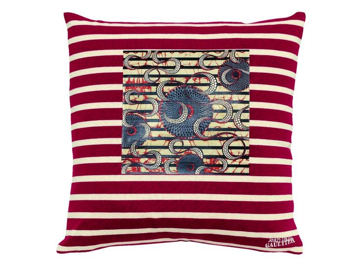 33 best images about tissu jean paul gauthier on pinterest jean paul gaultier komodo and paris. Black Bedroom Furniture Sets. Home Design Ideas