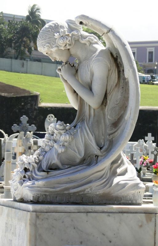 San Juan Cemetery...art nouveau....beautiful...