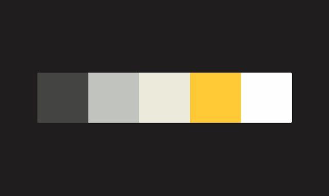 Excelentes esquemas de color, para ayudarnos a escoger una buena paleta cromática - Parte 01