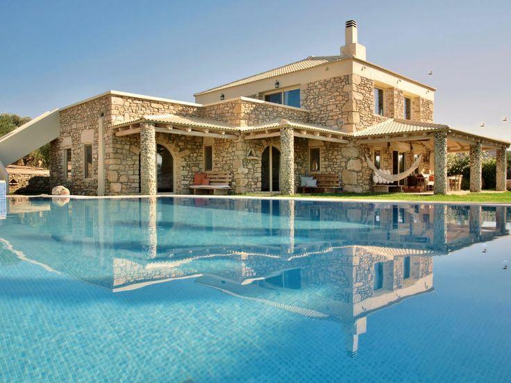 Die 25+ besten Ideen zu Villa Mit Pool auf Pinterest | Pool-Haus ...