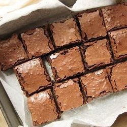 Christina Marsigliese combines an Aussie favourite with a North American classic – Anzac Brownies!