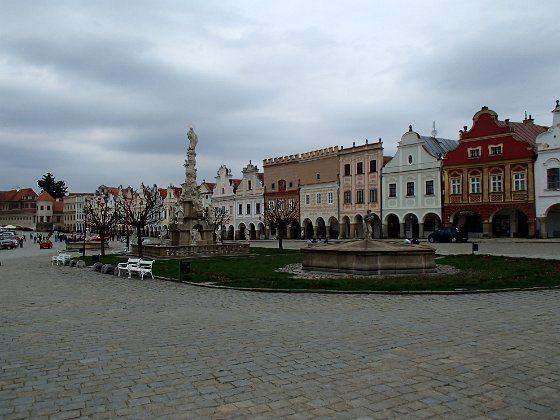 AndyNet blog: Чехия: Тельч