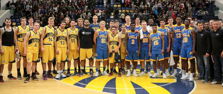 Sydney University Basketball Team