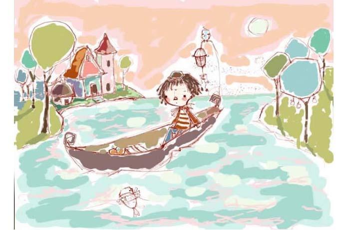 Majeak Ann//Children's Illustration