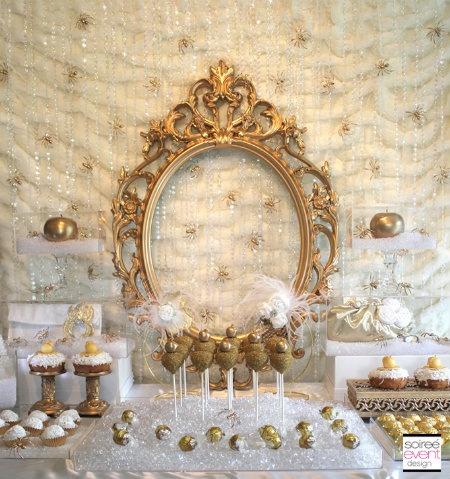 137 Best Gold And Silver Party Inspiration Images On Pinterest | Marriage,  Decorations And Parties