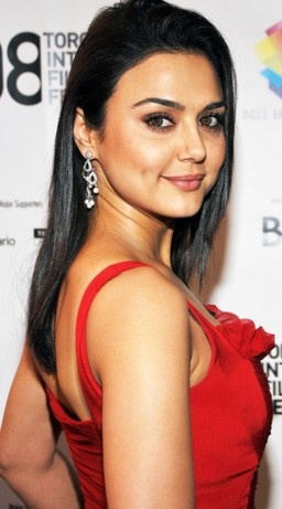 Bollywood actress Preity Zinta wins my heart every time