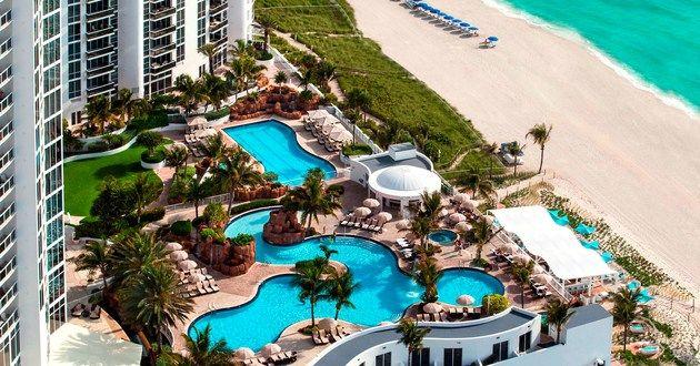Trump International Beach Resort in North Miami Beach, Florida - Hotel Deals...