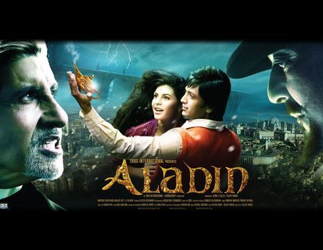 Aladin (2009) Bollywood Fantasy -Movies Festival – Watch Movies Online Free!