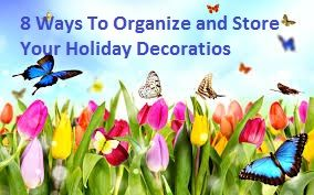 Because we all have a love-hate relationship with decorating for the holidays! Check below vv  http://blog.sheahomes.com/living/8-ways-to-organize-store-your-holiday-decorations/