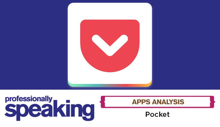 Pocket | Bye-bye, bookmarks! Now you can clip and save must-see web content when you're on the go with Pocket. Formerly known as Read It Later, the updated #app syncs queued material (articles, websites, images) across multiple devices and has an easy-to-view layout. It lets you tag clippings so they're a cinch to find and is the only #software of its kind that plays article-embedded videos.  Access saved files anytime — ideal for daily commutes through dead zones. #edtech #webtool…