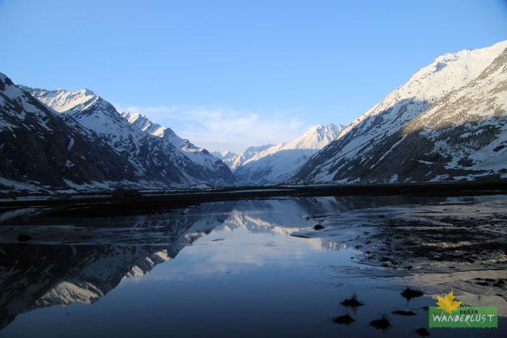 Morning at Mantalai Lake Parvati Valley Trek - Himachal Pradesh Photo Credit: Nilanjan Patra