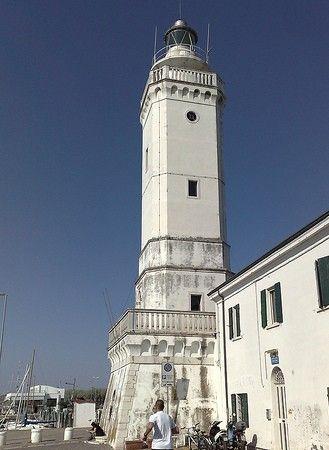 Faro di Rimini, Italy