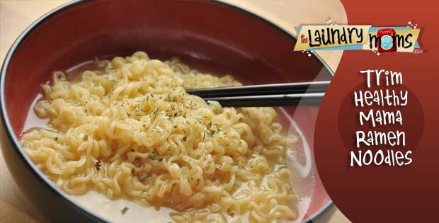 Trim Healthy Mama Ramen Noodles - fuel pull