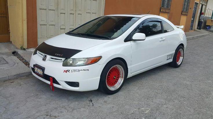 Honda Civic 2007 Coupe $6400 Poco Ng. - Carros en Venta San Salvador El Salvador