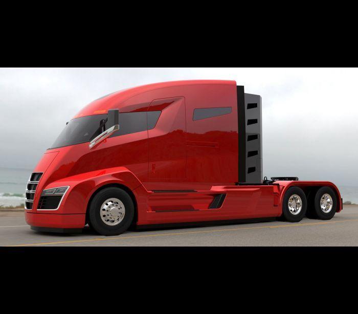 Nikola One: O 'Tesla' dos camiões apresentado em dezembro