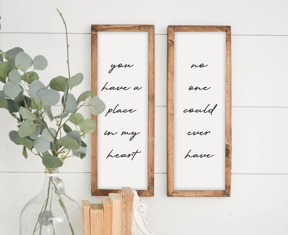 Master Bedroom Wall Decor Couples Gift Wood Sign Sayings Quote Etsy Master Bedroom Wall Decor Wall Decor Bedroom Wood Signs Sayings