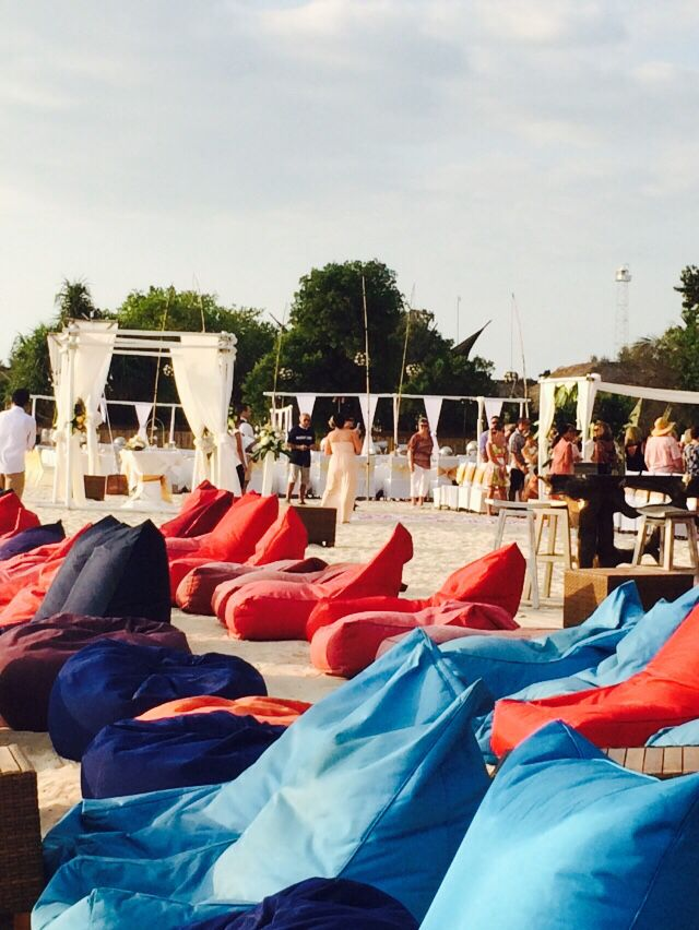 Wedding in gili trawangan Island