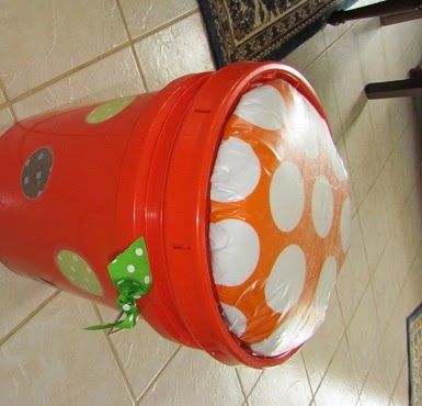 Maggie's Kinder Corner: Bucket Seats on the Cheap!!! Here is my version of the 5 gallon bucket seat!