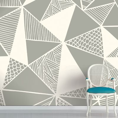 25 best ideas about Wall paint patterns on Pinterest Wall