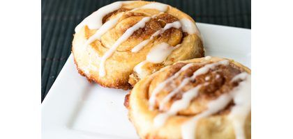 How to make Cinnamon Rolls Without Yeast From Scratch