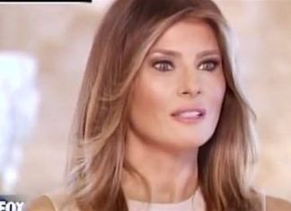 Watch Melania Trump Beat The Media BLOODY In This Epic 1- Minute Video!
