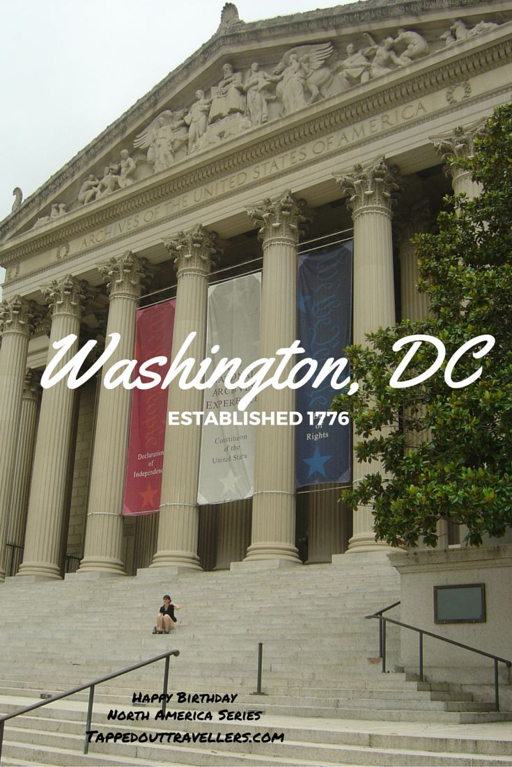 Take a 3 day self-guided walking tour of Washington DC, absolutely free.
