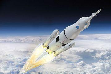 NASA's Huge New SLS Rocket Could Power Missions Far Beyond Mars