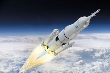 NASA's Huge New SLS Rocket Could Power Missions Far Beyond Mars