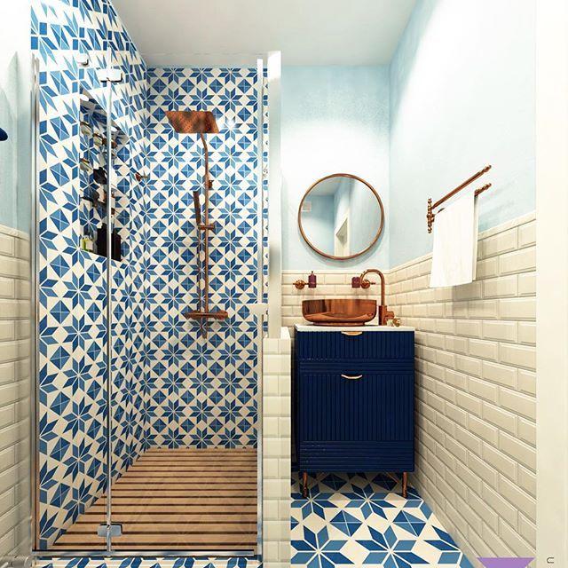 А вот что у нас получилось. Современный и модный пэчворк в сочетании с белым кабанчиком и голубыми стенами под покраску.  #жкволжскиепаруса #пэчворк #кабанчик #белыйкабанчик #колажборд #дизайнпроект #санузел #ванная #туалет #ремонт #дизайнванной #дизайнсанузла #дизайнтуалета #дизайнсамара #дизайнерсамара  #дизайнерысамары #дизайнерыроссии #дизайнинтерьера #комната  #designsamara #design #designrooms #designinterior #bathroom #bathroomdesign #pechvork #pechvork #superfront