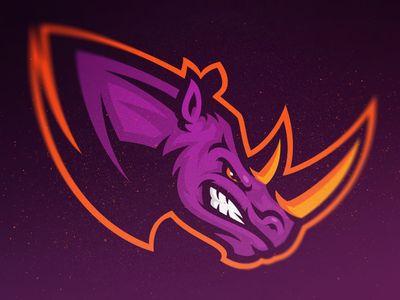 Rhinos | American Logo Sport Theme