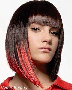 peinados cortes y colores originales de cabello 13