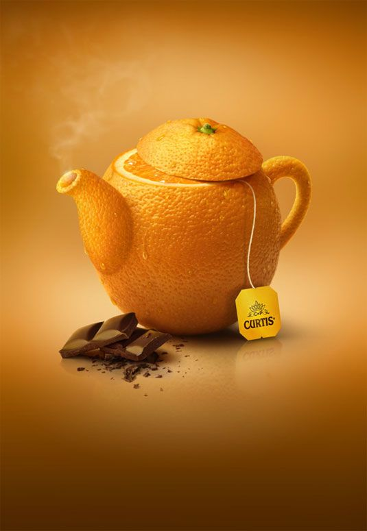 Photoshopped kettles are good enough to eat | Advertising | Creative Bloq