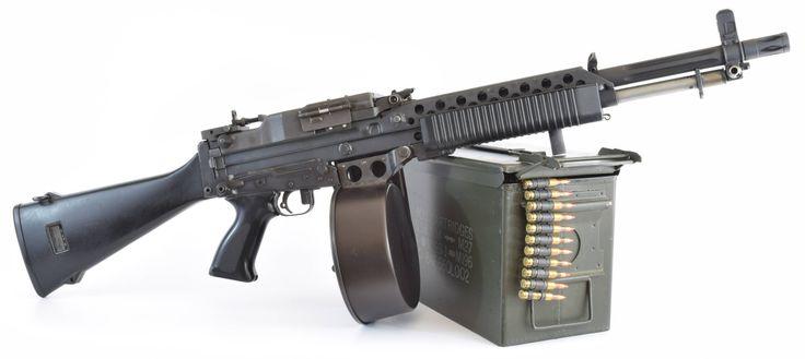 Stoner 63 A Commando