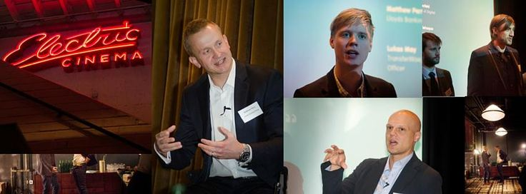 Watch the complete Banking on a Digital Future event video here http://bit.ly/1O7sIKi  #fintech #futurebank
